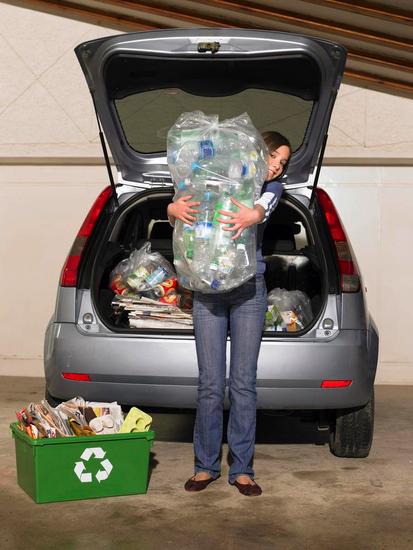 Separar lixo é um desafio?