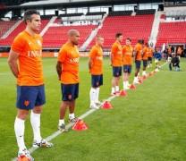 Que jogo é esse Holanda 2 x 1 Mexico